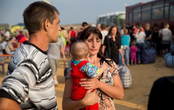 Біженцями в Україні стали 478 тисяч осіб - Ірина Геращенко