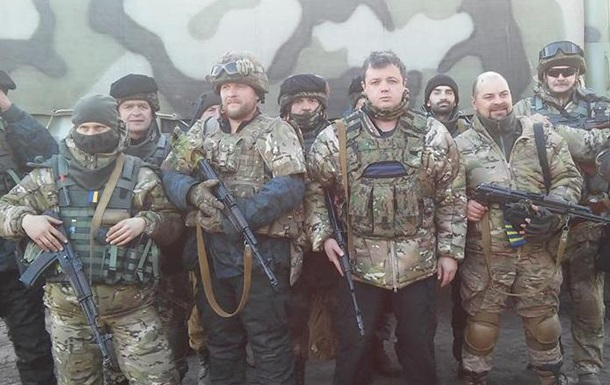 Новобранці батальйону «Донбас» відтепер у Запоріжжі