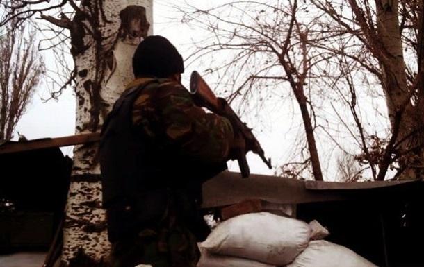 У роті  Крим  показали, як тримають оборону в Пісках під Донецьком
