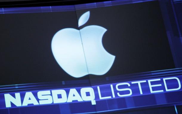 Капитализация Apple достигла рекордных $700 млрд