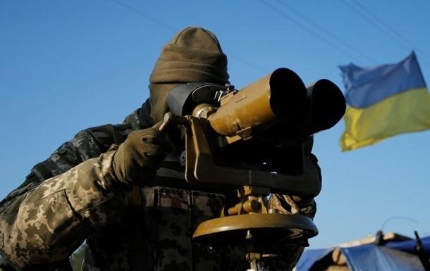 Обстріли Дебальцевого і Станиці Луганської. Карта АТО за 26 листопада