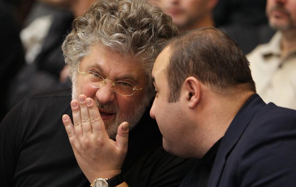 Как Коломойский помогает евроинтеграции Украины