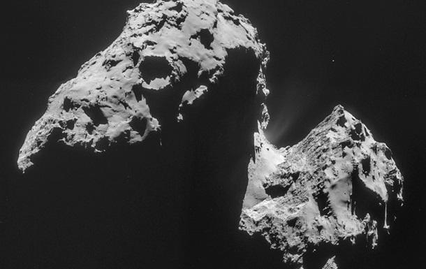 Корреспондент: Кометы скрывают тайну зарождения жизни
