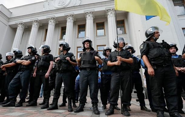 Милиционерам выдадут новые удостоверения