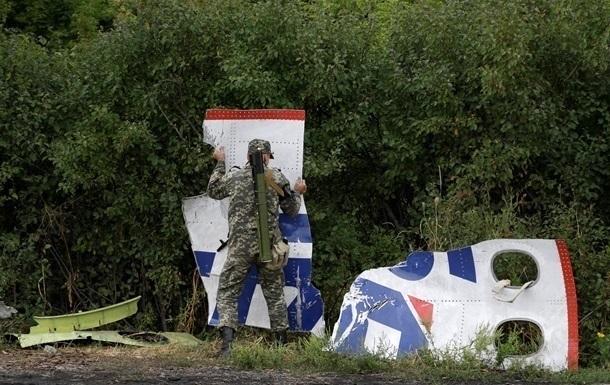 Уламки Боїнга, які лишилися в Україні, не важливі для слідства – Нідерланди