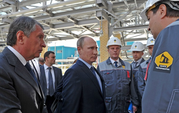 Цены на  черное золото  могут упасть ниже $60 - глава Роснефти