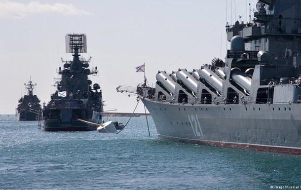 Российские военные корабли вошли в пролив Ла-Манш