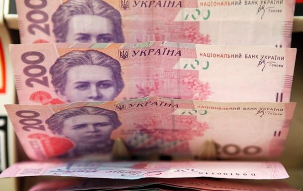 Дефіцит держбюджету України зріс майже на третину