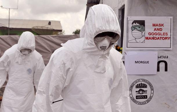ВОЗ обновила данные по количеству заразившихся и умерших от вируса Эбола
