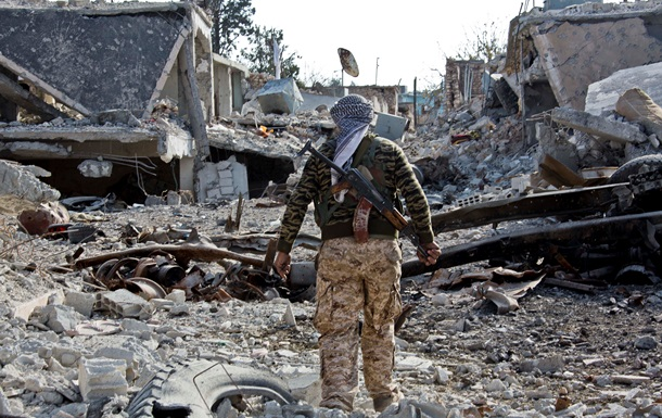 Більш як 150 бойовиків Ісламської держави знищені в Сирії