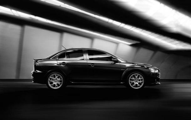 Mitsubishi випустить прощальну спецверсію Lancer Evolution