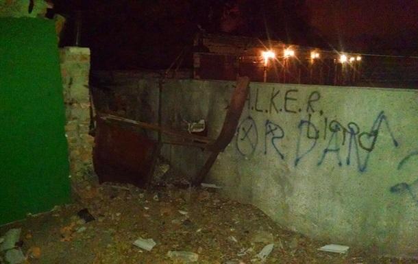 В Харькове прозвучал взрыв