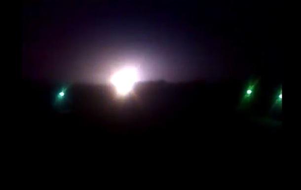 В Курске взорвалась электростанция