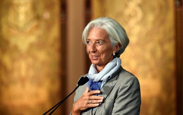 Падение цены на нефть несет угрозу для России - глава МВФ