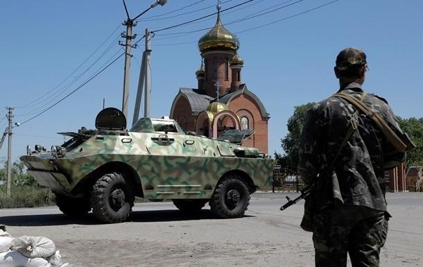 У штабі АТО підрахували убитих сепаратистів