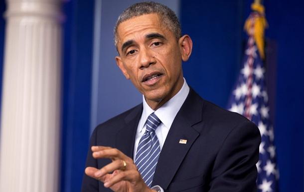 Обама: политика Путина вредит экономике России