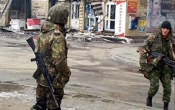 Стрілянину в Грозному чути в кількох районах