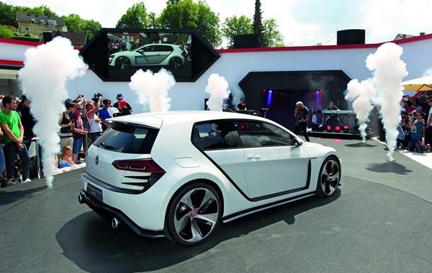 В 2017 году потребители увидят кардинально измененный VW Golf
