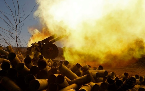 Обстріли Маріуполя та Дебальцевого. Карта АТО за 4 грудня