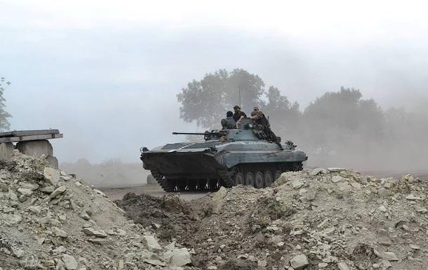 Под Иловайском дезертировали тысячи военных – начштаба АТО
