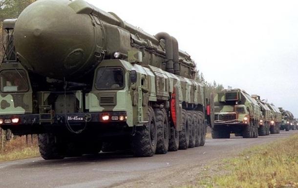 США запідозрили Росію у невиконанні договору про скорочення ракет