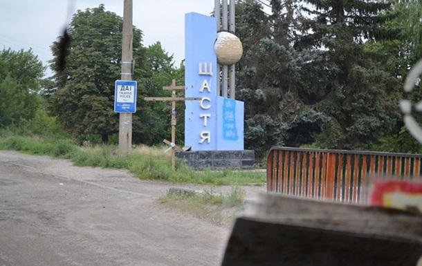ЛНР має намір отримувати електрику з Росії