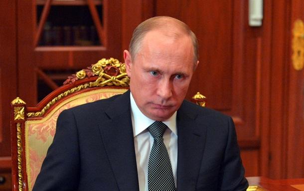 Путін про санкції Заходу: У них руки короткі