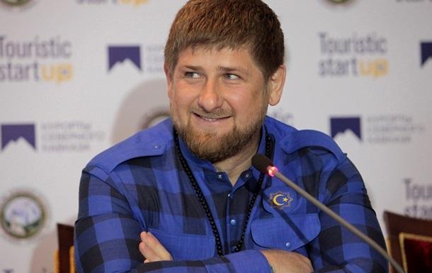 СБУ порушила кримінальну справу проти Кадирова