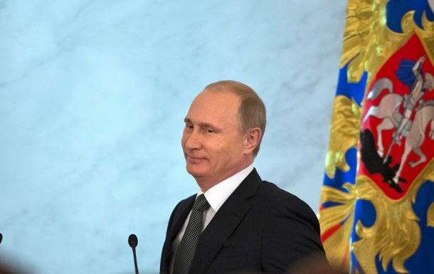 Путин надеется на скорейшее прекращение огня в Украине