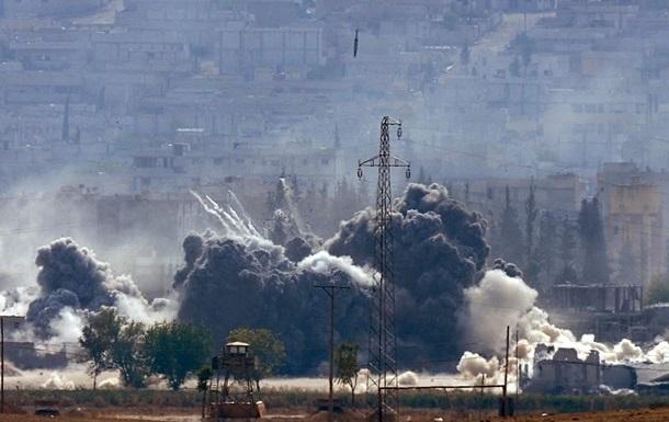Бойовики Ісламської держави не змогли захопити військовий аеродром