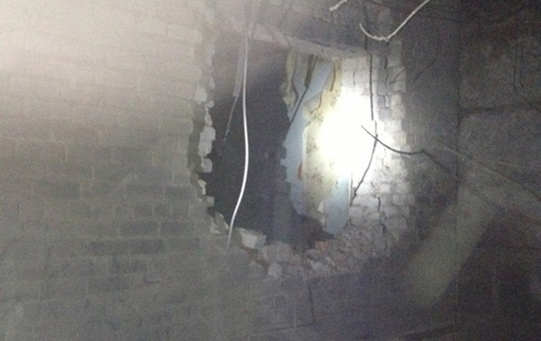 Обстрел горотдела милиции в Авдеевке расценили как теракт