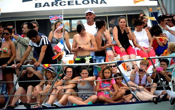 В Испании спорят о двух столицах
