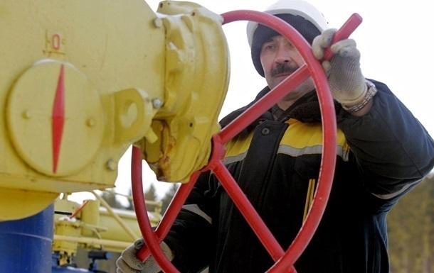 Глава Минэнерго: Украина с 8 декабря начнет отбор российского газа
