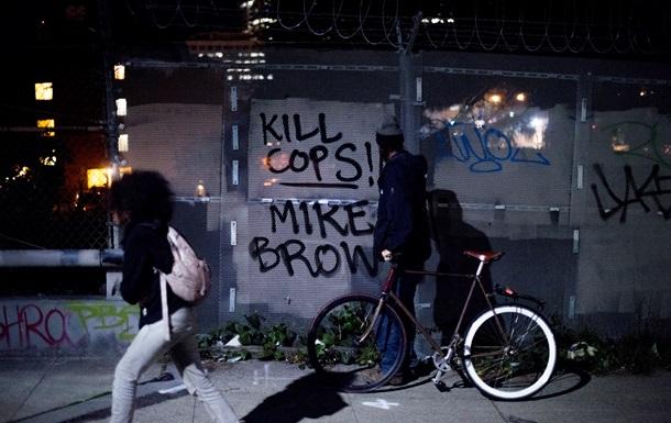 Митингующих против безнаказанности полиции в США разогнали газом