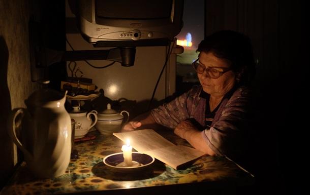 Корреспондент: Украина оказалась на грани энергетической катастрофы