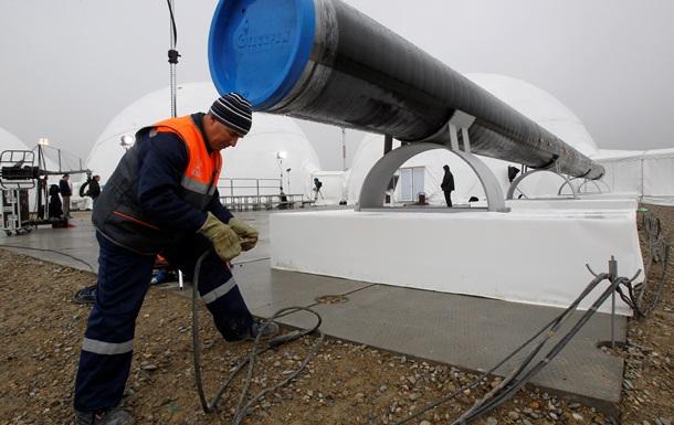 Росія не повністю зупинила будівництво Південного потоку - ЗМІ