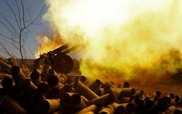 Обстріли Дебальцевого і бій під Маріуполем. Карта АТО за 8 грудня