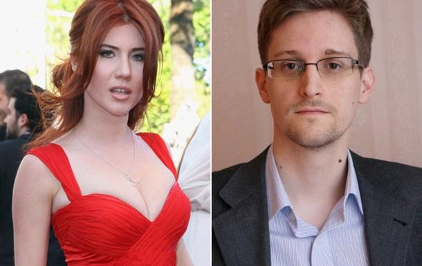Российская шпионка Чапман пыталась соблазнить Сноудена