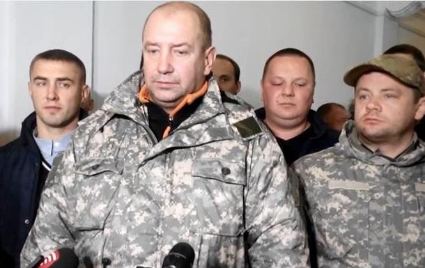 Ситуацию в Виннице приехали решать бойцы  Айдара