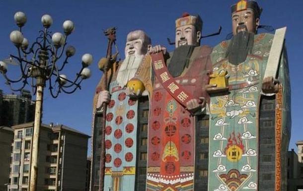 Топ-10 химерних будівель Китаю