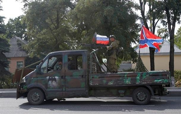 ДНР не допустит украинские телеканалы на свою территорию