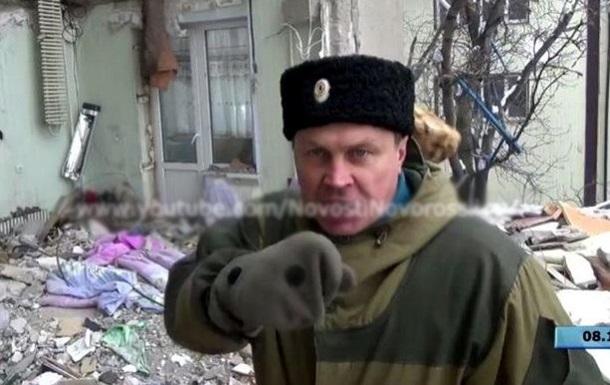 Мы развернем оружие . Первомайский сепаратист пригрозил главам ДНР и ЛНР