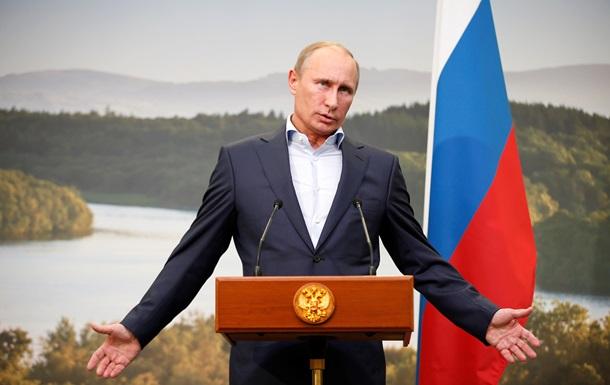 Це як взагалі зрозуміти?  Путіна здивували ціни на бензин у Росії