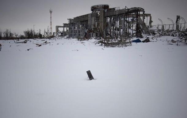 Затишшя на півдні та обстріли біля Донецька. Карта АТО за 9 грудня