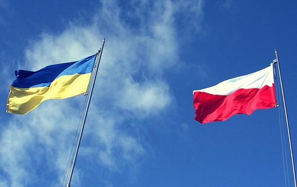Польша упростит визовый режим с Украиной