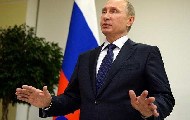 Путін вирізав зі своєї промови частину з різкою критикою України - Time