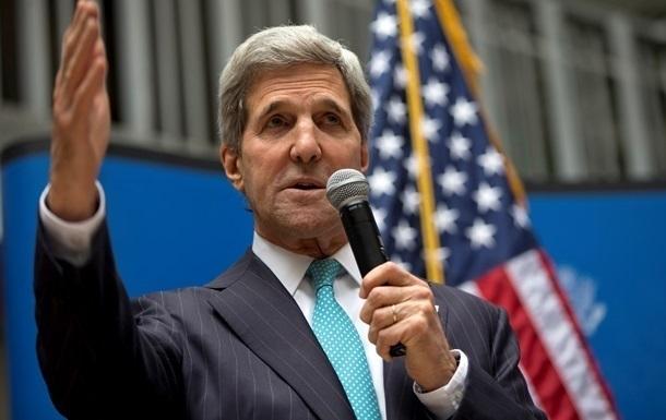 Керрі попросив Конгрес продовжити операцію проти Ісламської держави