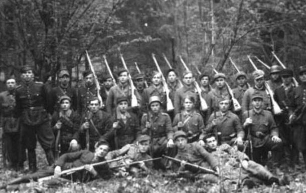 Західноукраїнскі землі в міжвоєнний період