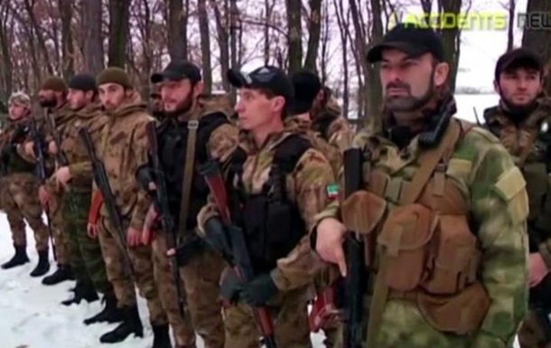 Чеченцы рассказали, сколько их воюет на Донбассе
