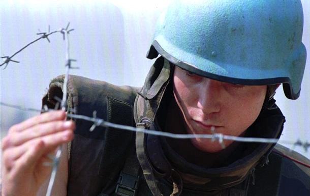 В ОБСЕ предлагают направить на Донбасс миротворцев